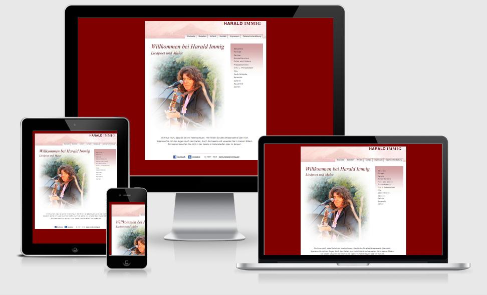 Harald Immig - Social Media, Onlineshop, Webdesign - Text-Art Göppingen